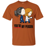 Grey Anatomy You Are My Person Men T-shirt