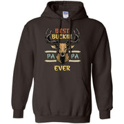 Best Buckin Papa Ever Deer Hunting Bucking Father Men T-shirt