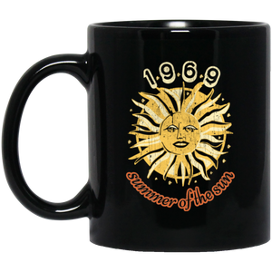 1969 Summer Of The Sun Coffee Mug, Tea Mug