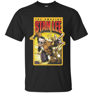 Amazing Stan Lee Men T-shirt