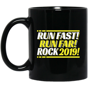 2019 Runner Running Quote, Best Race Time Coffee Mug, Tea Mug