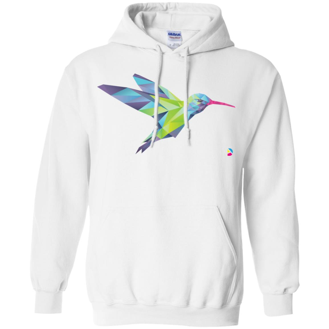 AD Geometric Hummingbird Men T-shirt