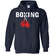Boxer Sport Hobby Fight Gift Men T-shirt