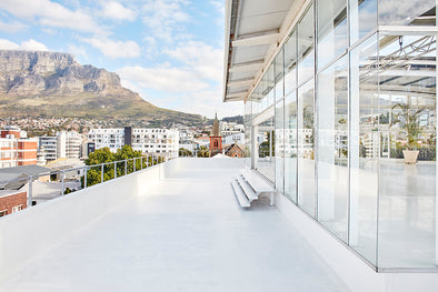 Rooftop Wedding Venue in Cape Town