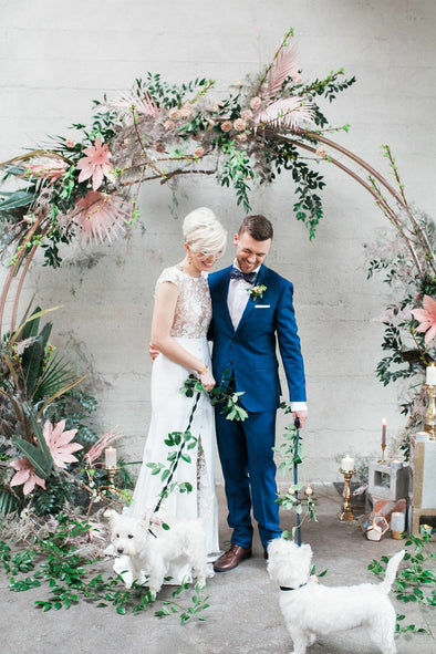 Untraditional Wedding Arches
