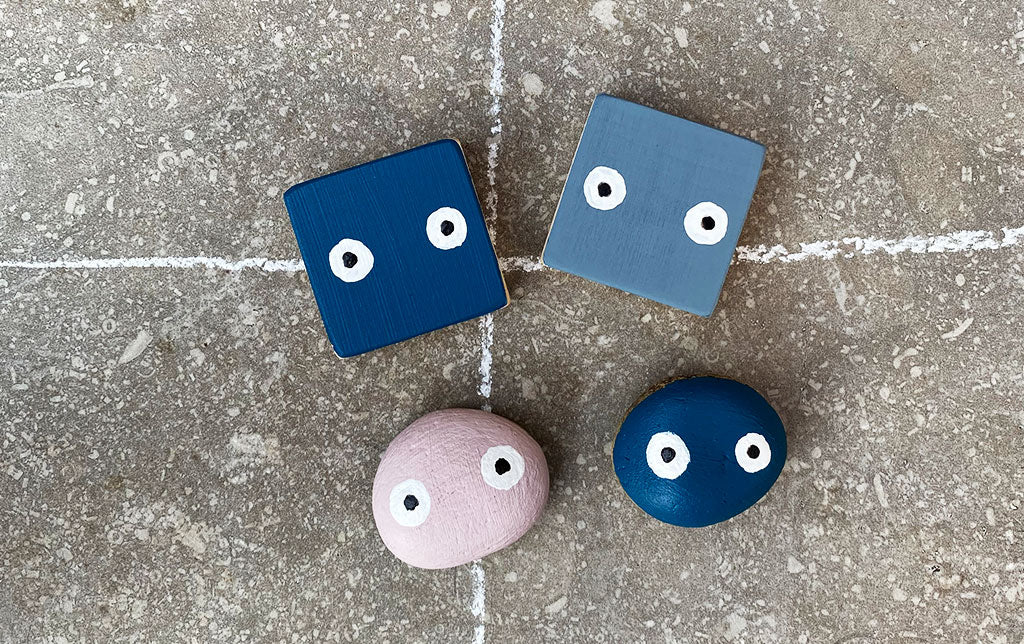 noughts and crosses creative pieces