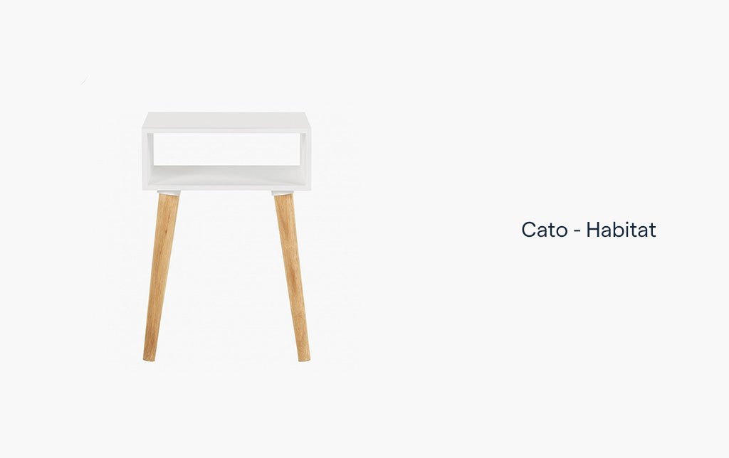 Cato side table from Habitat