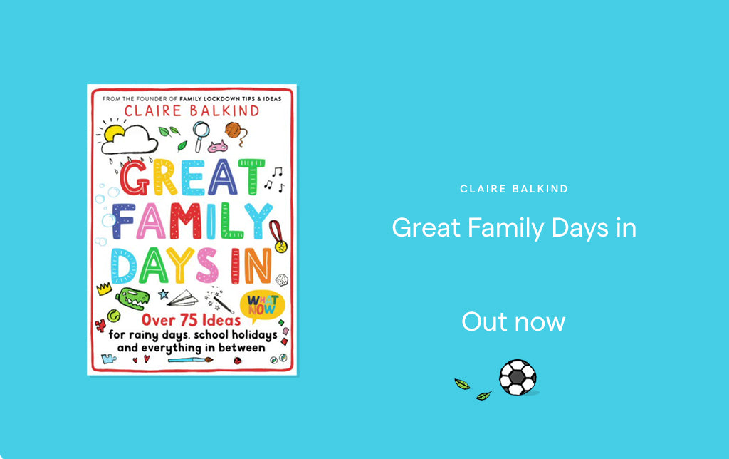 Great Family days in book