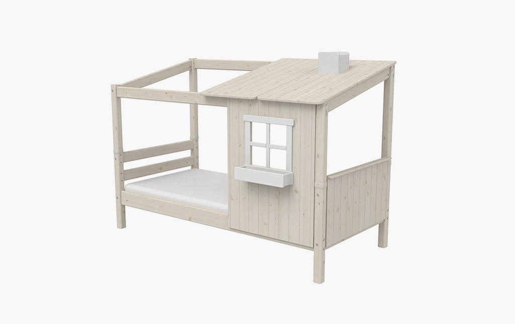 Classic half house single bed