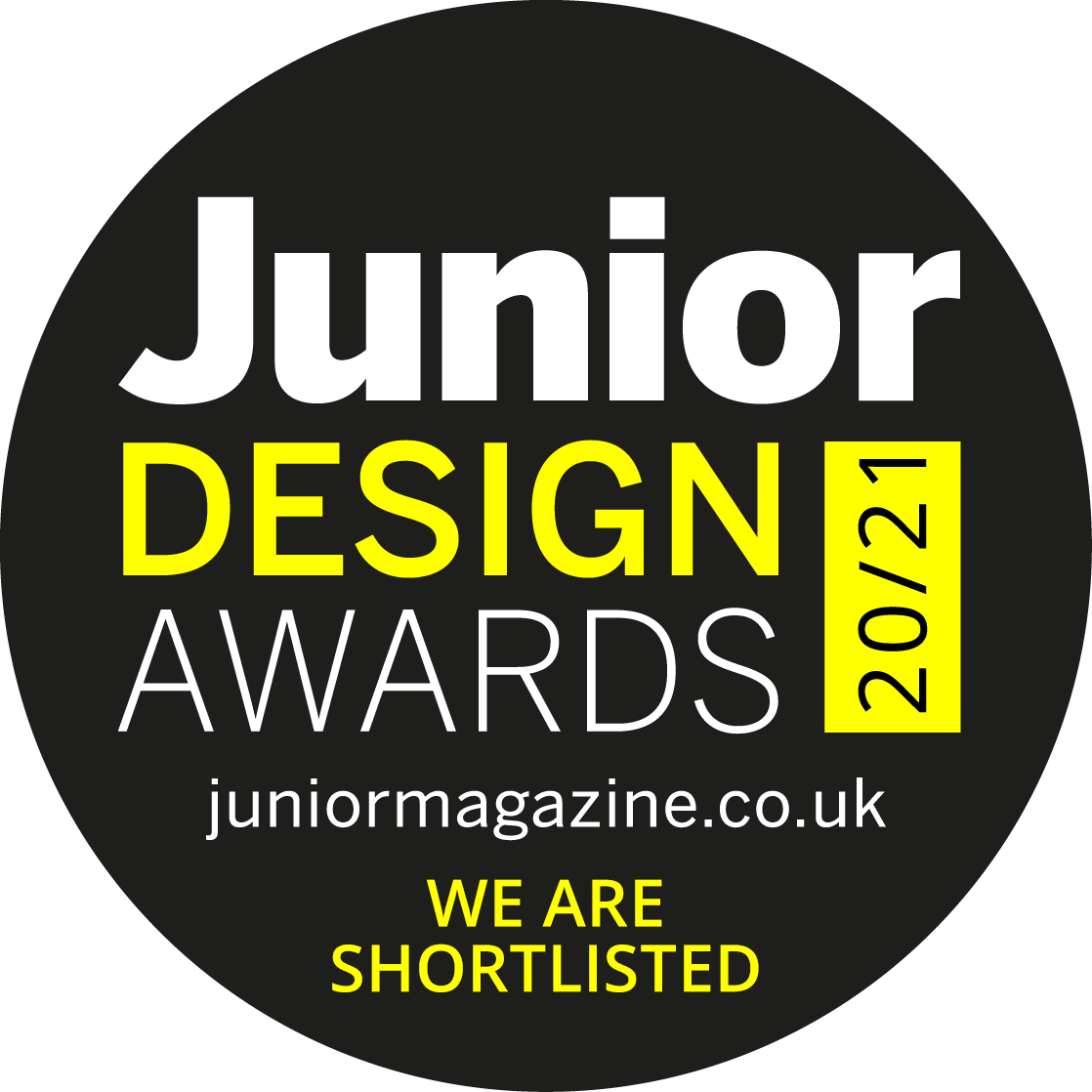 Junior design award
