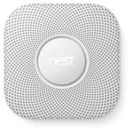 diy-appliance-hvac-parts,Nest Protect S3005PWLUS Carbon Monoxide and Smoke Detector, Wired, White,Lennox,Smart Device