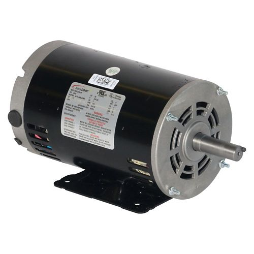 Baldor 103204-09 Supply Air Blower Motor, 3 HP, 575 Volts, 3 Phase, 1740 RPM