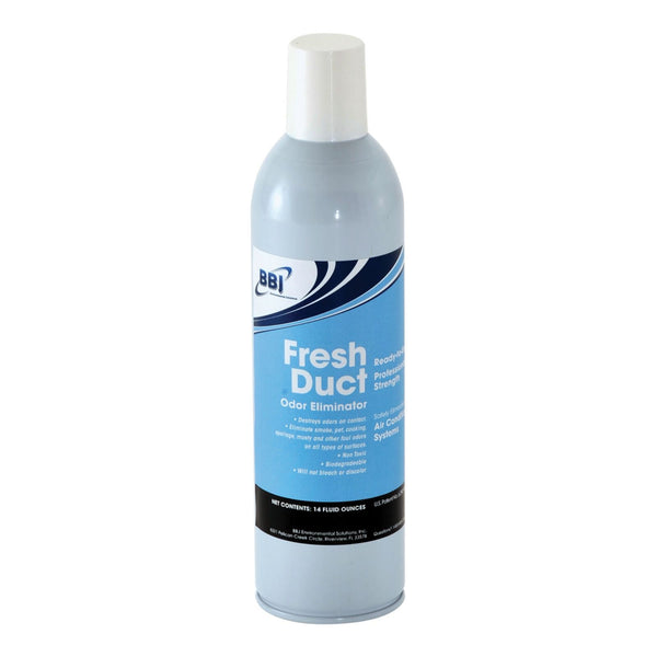 BBJ 472-06 - Fresh Duct Odor Eliminator, 14 Oz Aerosol Spray