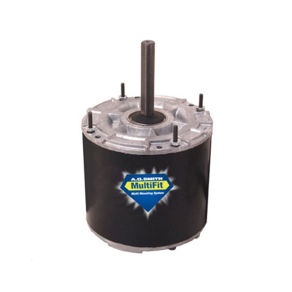 Century 9722 - Condenser Fan Motor, 1/8-1/10-1/12 HP, 1075 RPM, 1 Speed, 208-230 V, Reversible, TEAO