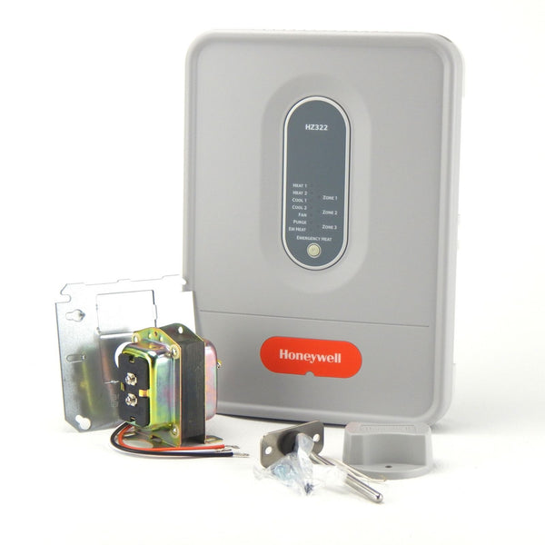 diy-appliance-hvac-parts,Honeywell - HZ432K TrueZONE HZ32 Kit For Conventional Heat Pump Or Dual-Fuel,Carrier,Zoning System