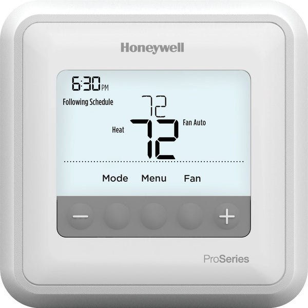 Honeywell - TH4110U2005 Non-Connected T4 Series Thermostat