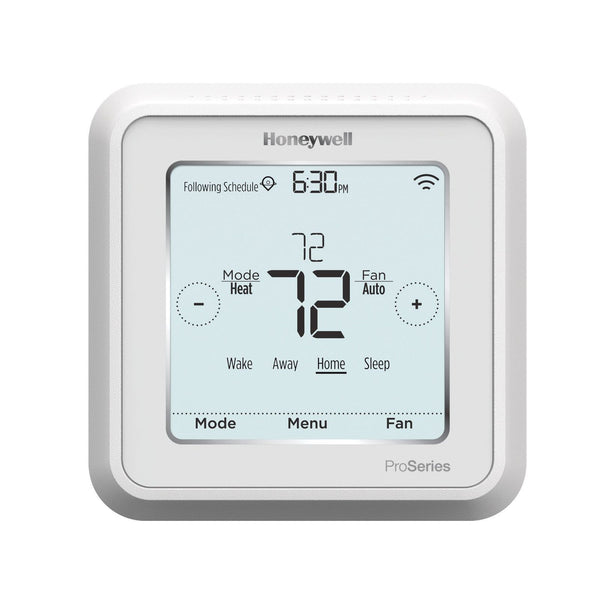 diy-appliance-hvac-parts,Honeywell - TH6320WF2003 Lyric T6 Pro Wi-Fi Programmable Thermostat, up to 3H/2C or 2H/2C,Carrier,Thermostat