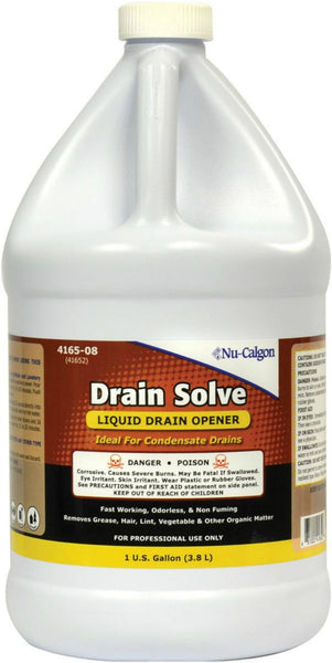 diy-appliance-hvac-parts,Nu-Calgon - 4165-08 4165-08 Drain-Solve®,Carrier,Chemicals & Cleaners