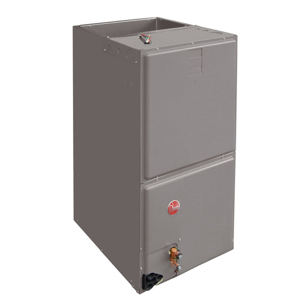 "diy-appliance-hvac-parts,Rheem RHMV6024MEACJA - 5 Ton, Modulating, EcoNet™ Enabled, Air Handler, ECM Motor, EEV Valve, 24"" Wide, 208/240V, 1Ph, 60Hz,Gemaire,Rheem Air Handler"