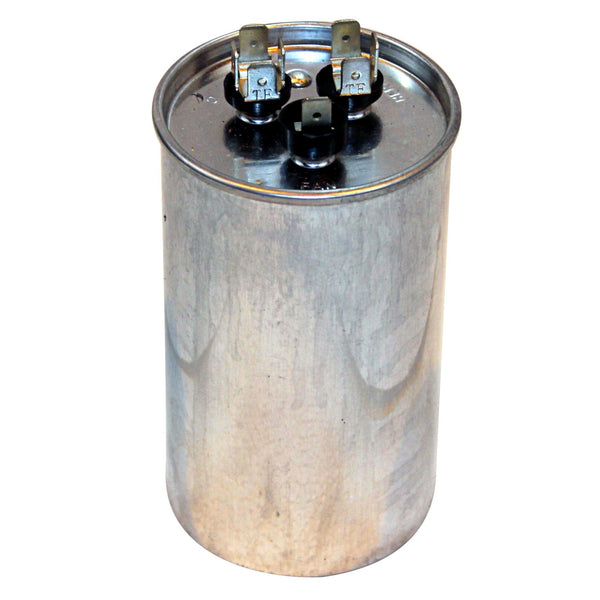 diy-appliance-hvac-parts,Run Capacitor Round 370/440V Dual 50/5MFD,Carrier,Capacitor