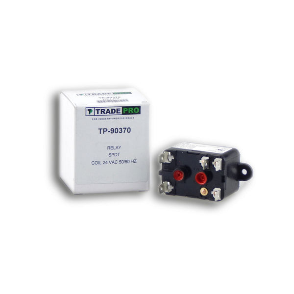 diy-appliance-hvac-parts,TRADEPRO - TP-90370 24V Relay SPDT,Carrier,Relay