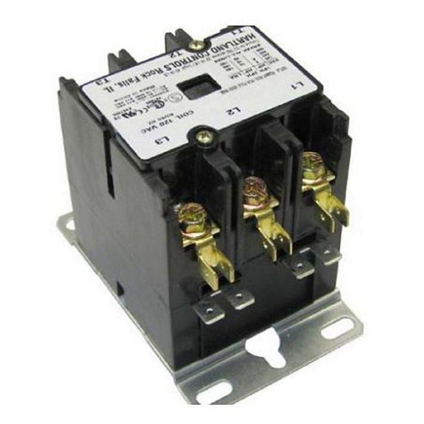 diy-appliance-hvac-parts,TRADEPRO® - TP-CON-3/120/50D - 3 Pole 120 Volt 50 Amp Contactor,Baker Distributing,Contactor