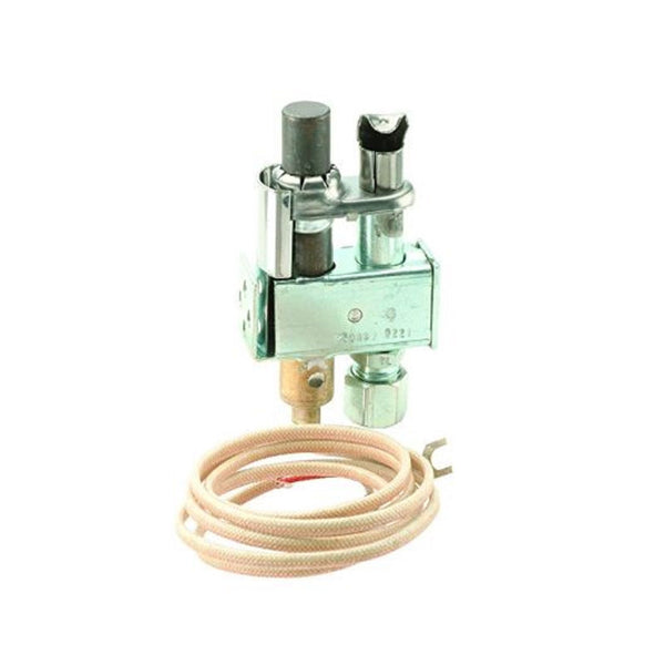 White-Rodgers PG9A41JTL20 - PG9 Style Combination Pilot Burner and Generator, 90° Left, .020 Orifice