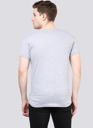 Striped T-shirt with Chest Pocket detail