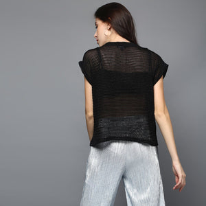 Black Box-Fit Top