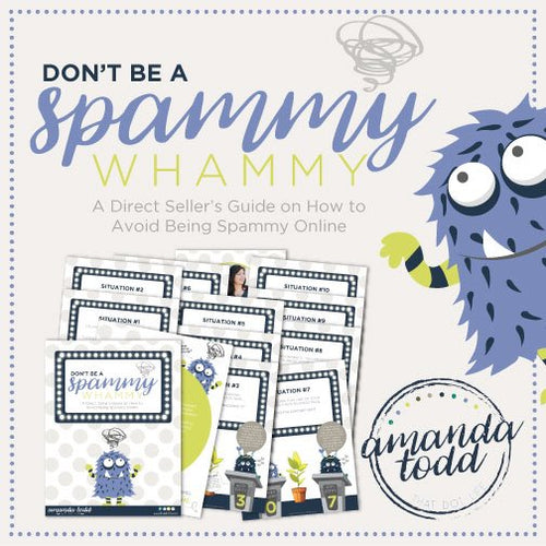 Don't Be A Spammy Whammy Guide