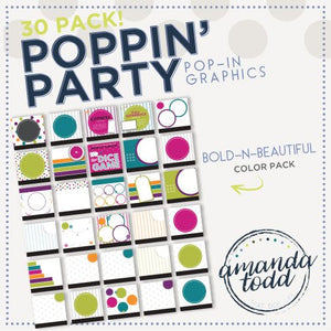 POP-IN PARTY IMAGE PACKS