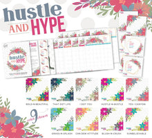 Load image into Gallery viewer, Recruiting Power Calendars- Hustle & Hype