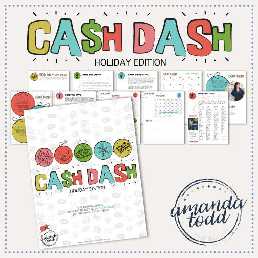 Cash Dash - Holiday Edition