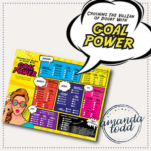 Nail Ladies- GOAL POWER