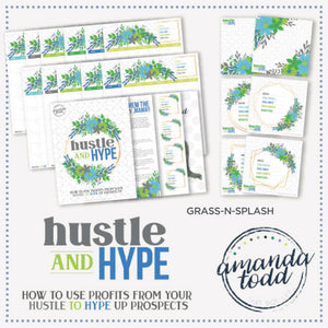 Recruiting Power Calendars- Hustle & Hype