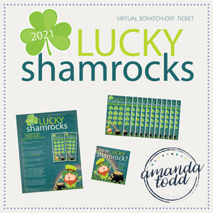 Lucky Shamrocks- Scratch-Off Ticket Game for Bookings