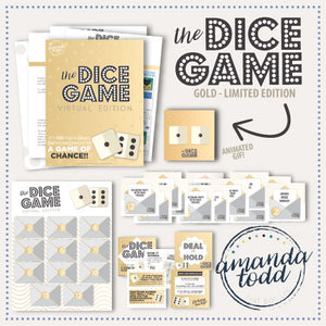 LIMITED EDITIONS - VIRTUAL DICE GAME