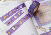 Spoopy Halloween Washi Tape