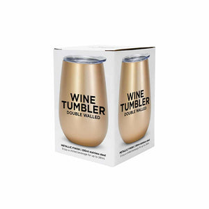 Wine Tumbler Stainless Steel