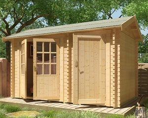 Isle of Wight Sheds & Log Cabins