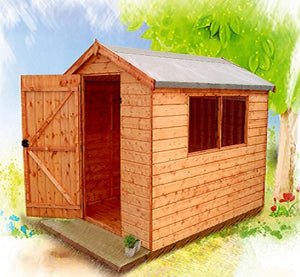 Garden Sheds      Our range of Quality Apex and Pent roof Buildings