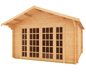 Balmoral Log Cabin  28mm or 44mm log