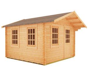 Carrington Log Cabin  28mm or 44mm log