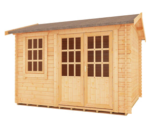 Henley Log Cabin