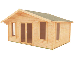 Sutton Log Cabin 44mm Logs