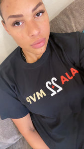 A'JA FOR MVP - KleverShirtz