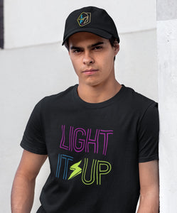 Las Vegas Lights - Light It Up - KleverShirtz