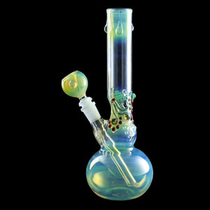Galactic Series Classic Fumed Glass Water Pipe