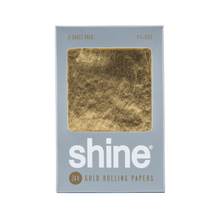Load image into Gallery viewer, Shine 24K Papers - Contains 2 sheets 1.25""