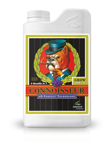 Connoisseur Grow Part A & B pH Perfect